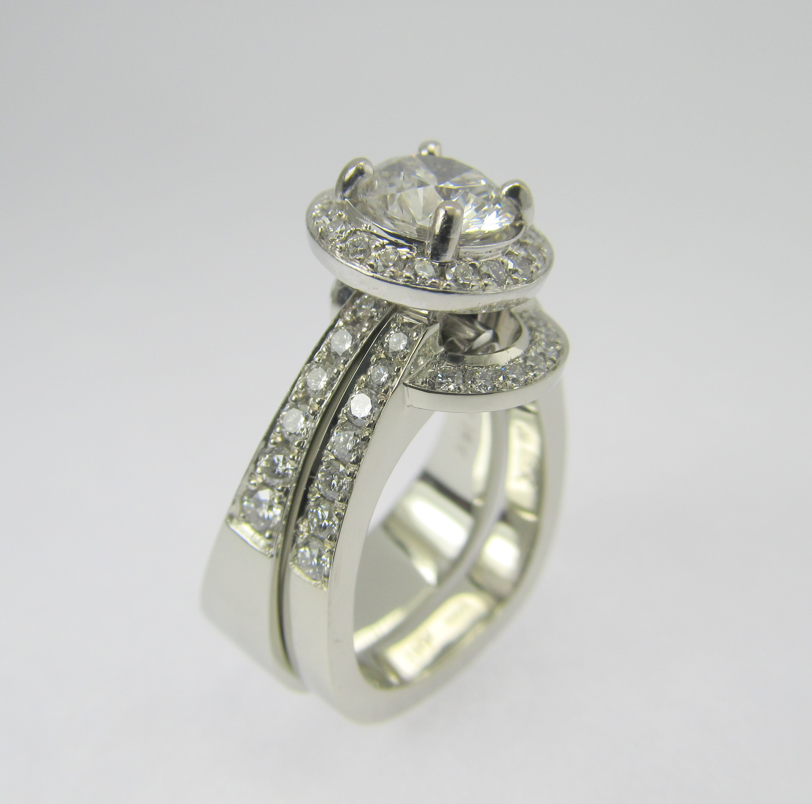 pages mikko bridal custom jewelry rings jewellery engagement made