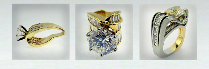 Classic Jewelry Ring