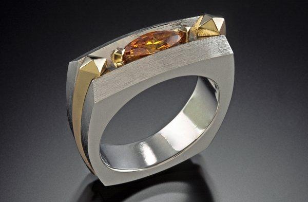 Custom Wedding Engagement and Gemstone Rings For Men in MI
