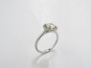 Customer Engagement Ring Design